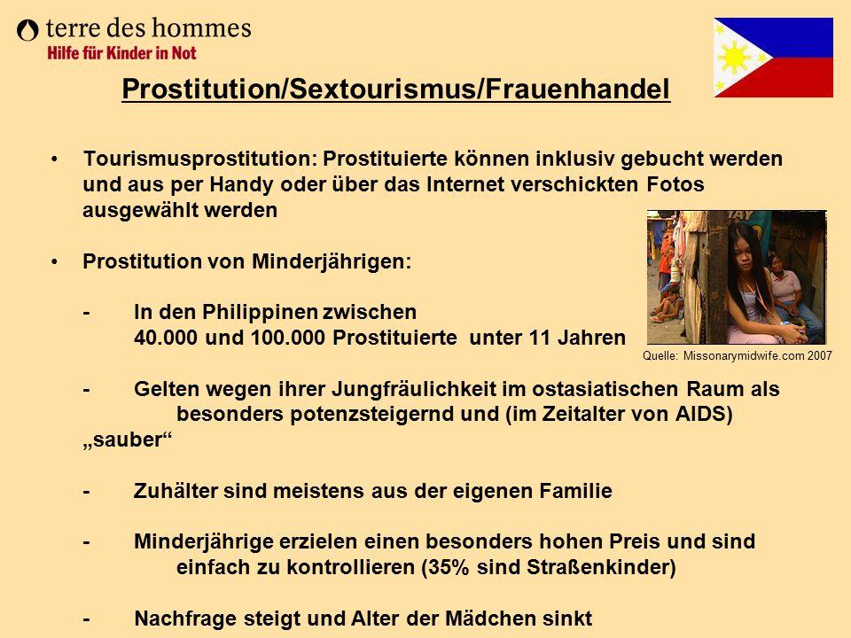 Prostitution/Sextourismus/Frauenhandel