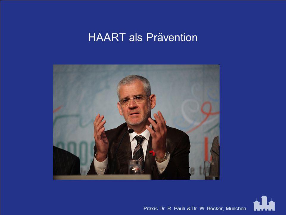 HAART als Prävention