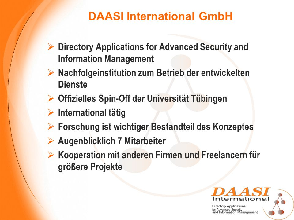 DAASI International GmbH