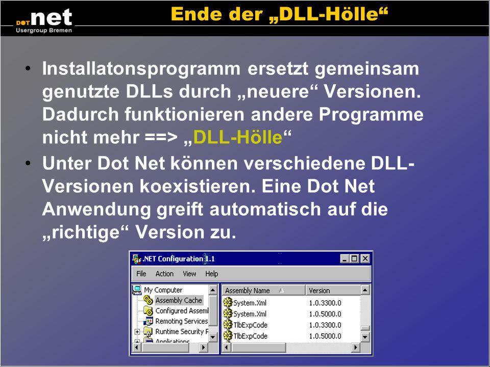 """Ende der """"DLL-Hölle"""