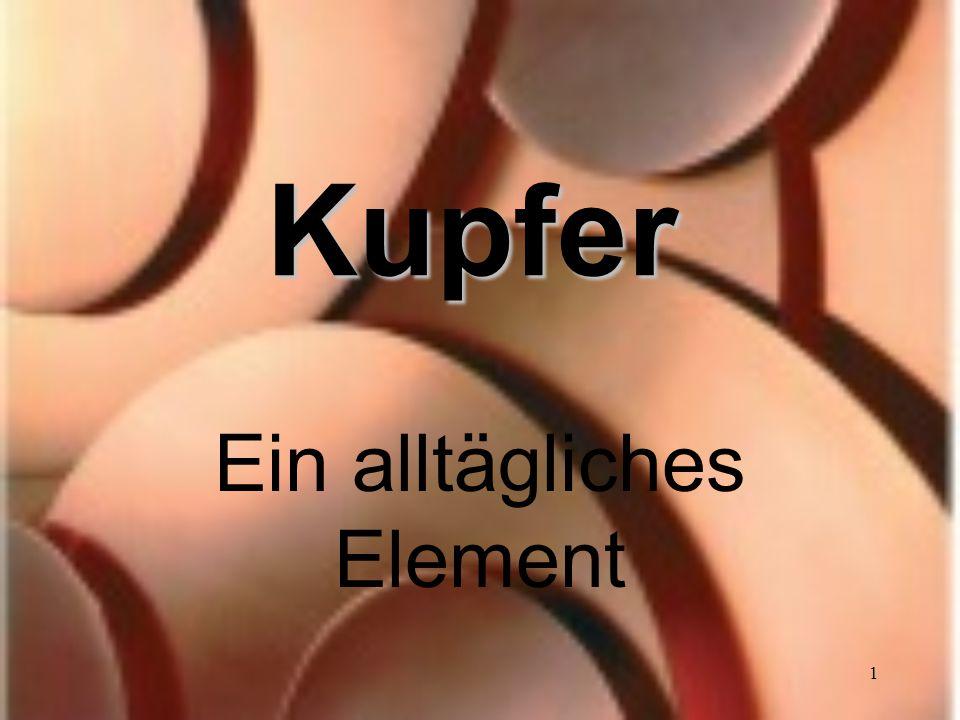 Ein alltägliches Element
