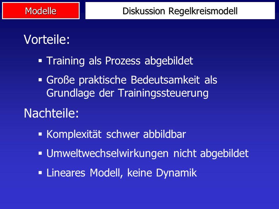 Diskussion Regelkreismodell