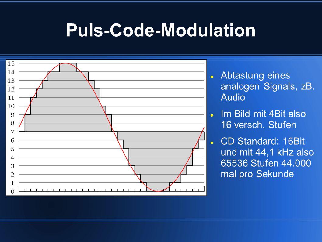 Puls-Code-Modulation