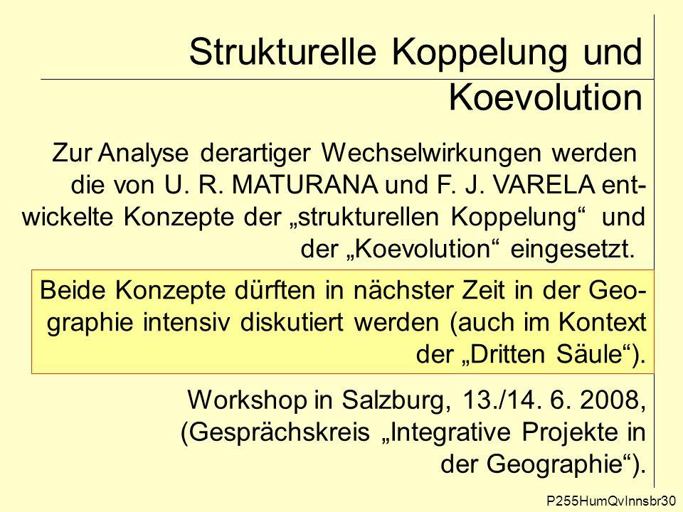 Strukturelle Koppelung und Koevolution