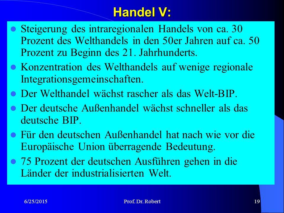 Handel V:
