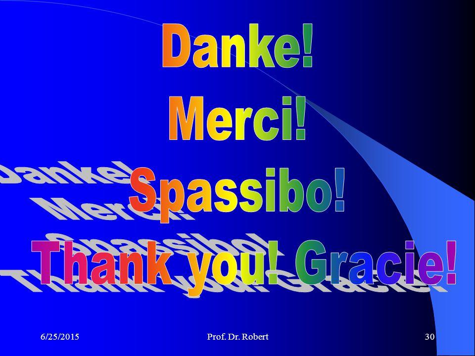 Danke! Merci! Spassibo! Thank you! Gracie!
