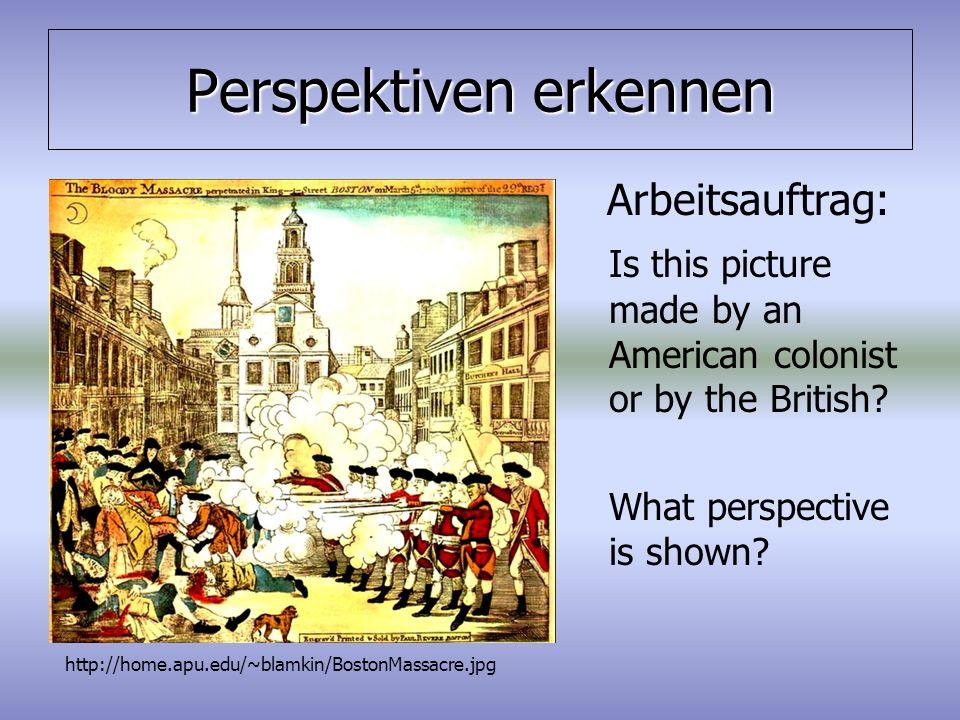 Perspektiven erkennen