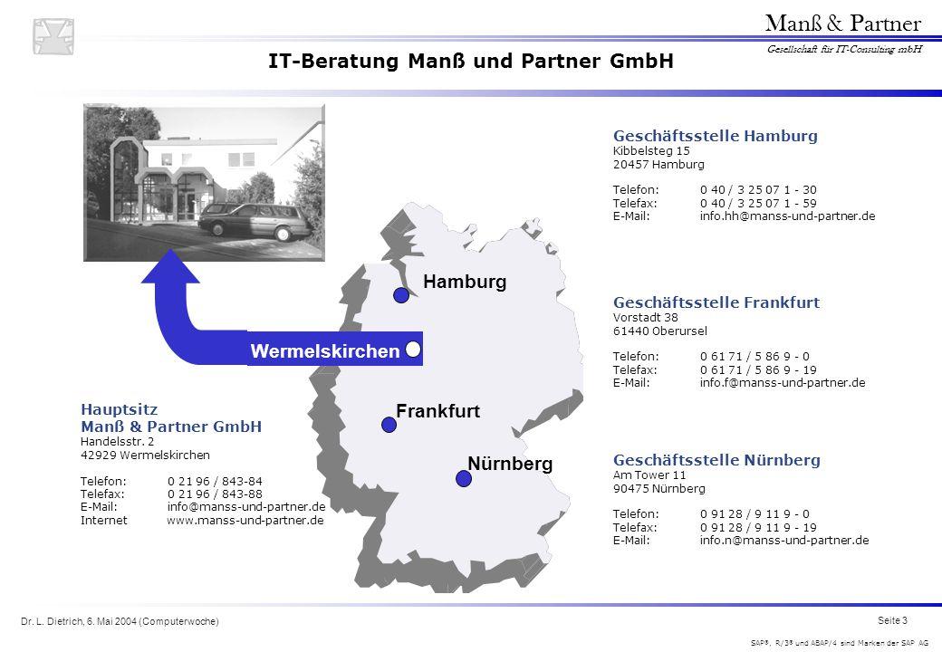 IT-Beratung Manß und Partner GmbH