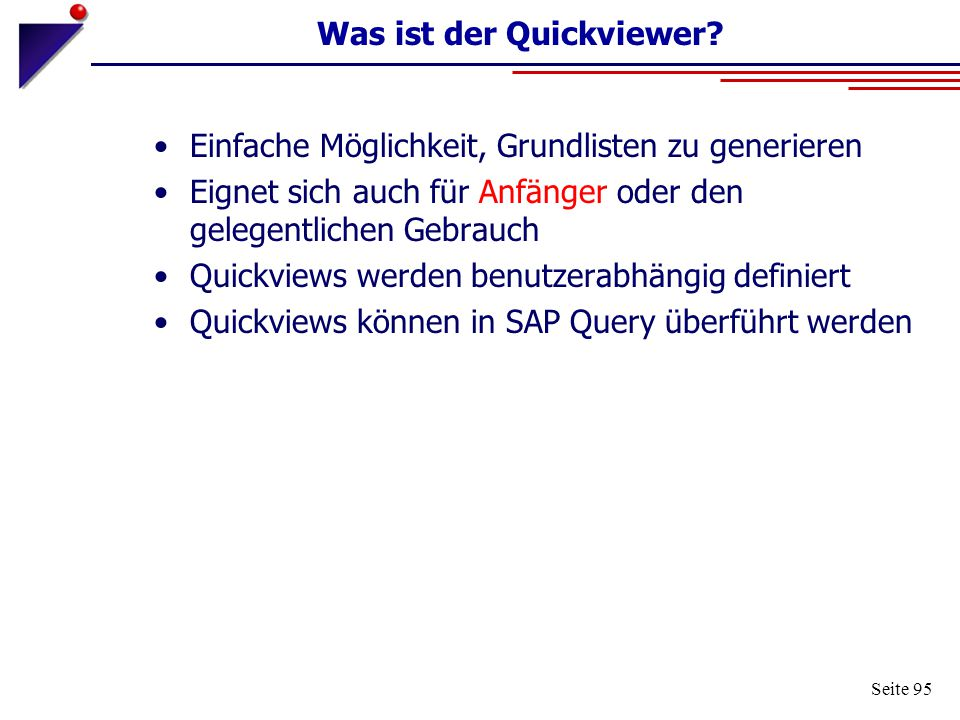 Was ist der Quickviewer