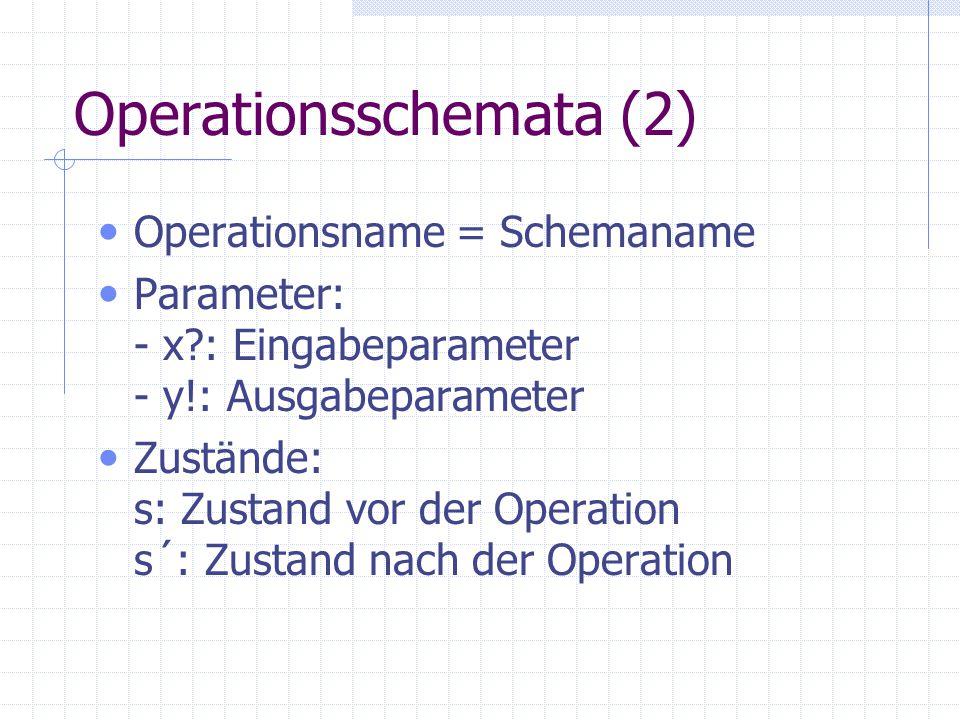 Operationsschemata (2)