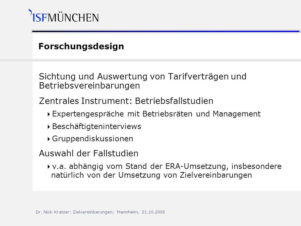 Sichtung und Auswertung von Tarifverträgen und Betriebsvereinbarungen