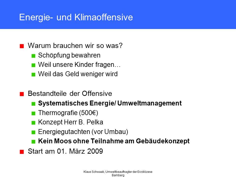 Energie- und Klimaoffensive