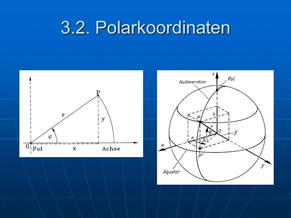 3.2. Polarkoordinaten