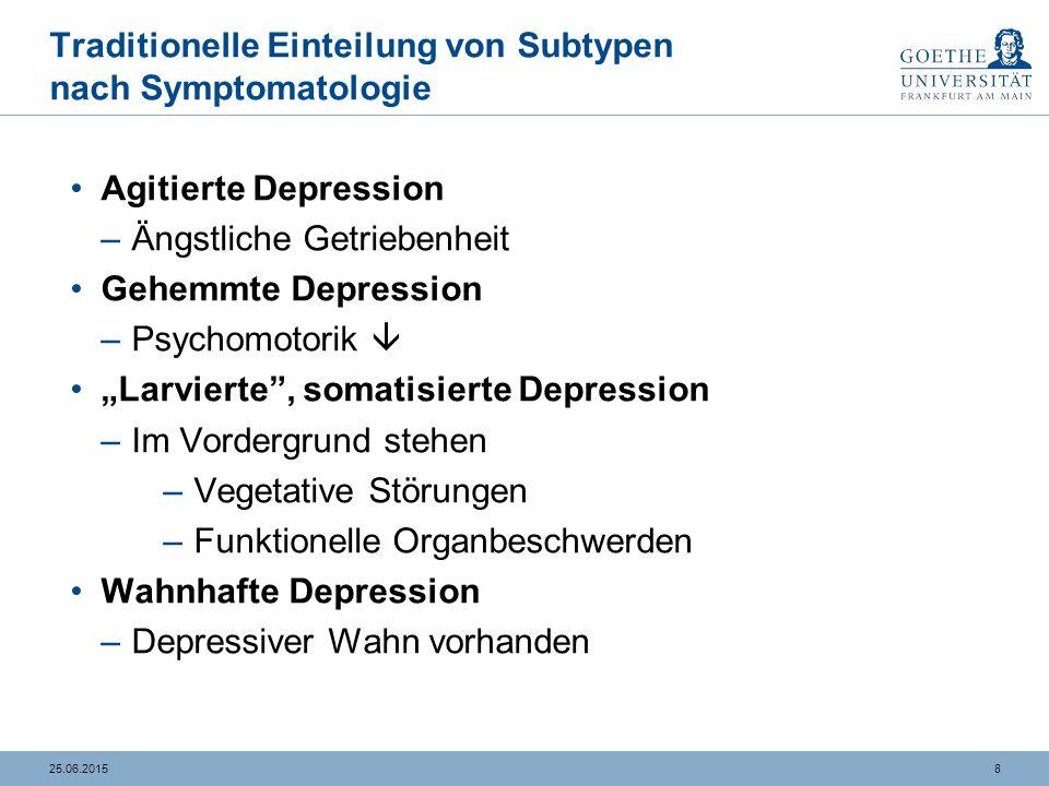 """Mögliche """"Depressionstrigger im Alter"""