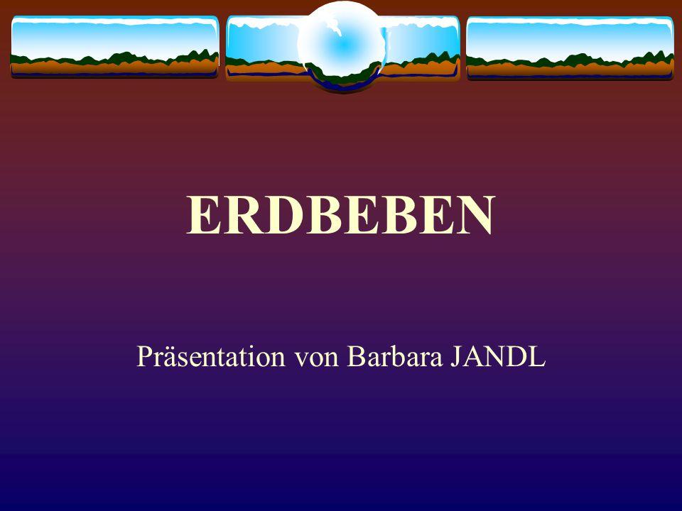 Präsentation von Barbara JANDL