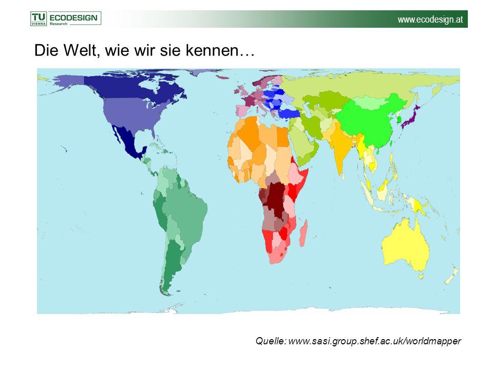 Die Welt, wie wir sie kennen…