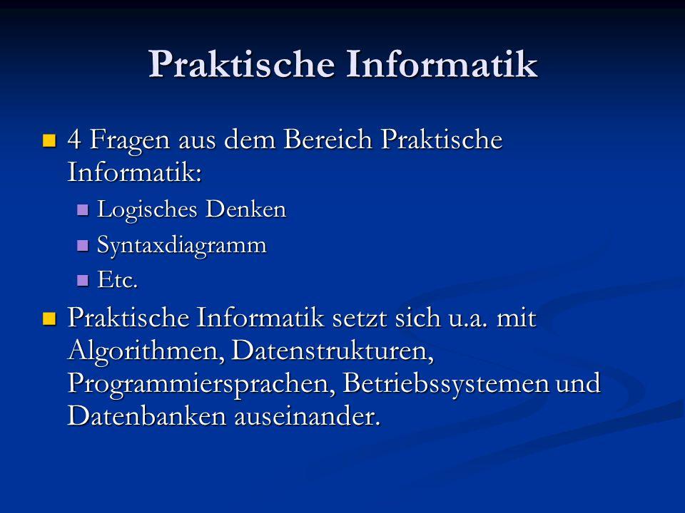 Praktische Informatik