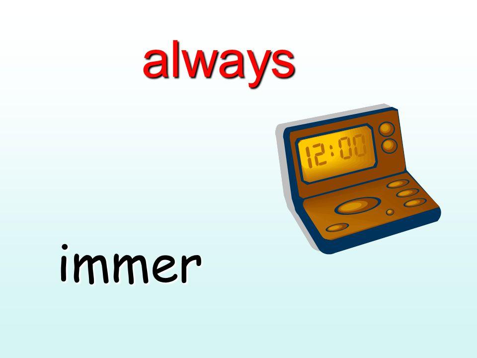 always immer