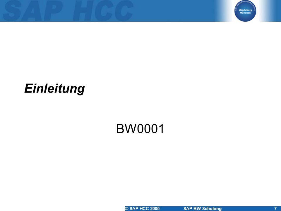 Einleitung BW0001