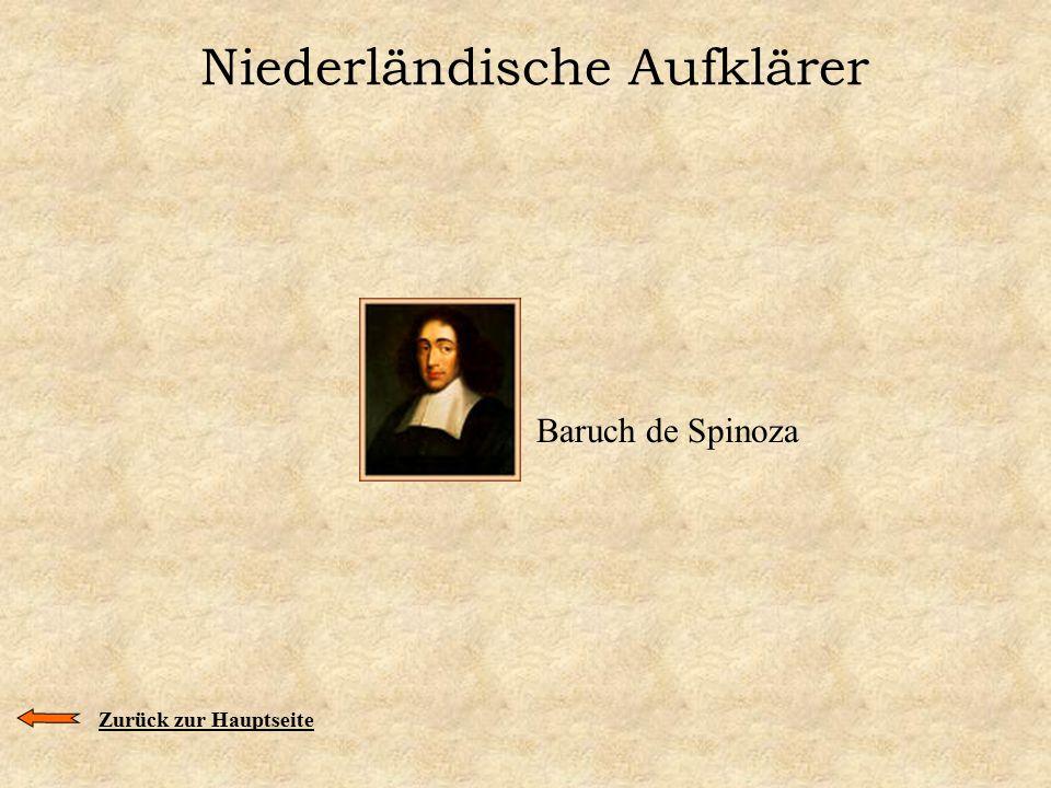 Niederländische Aufklärer
