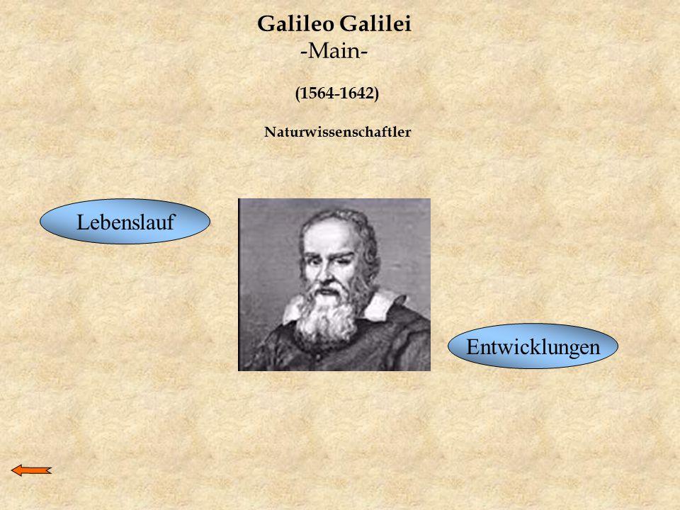 Galileo Galilei -Main-