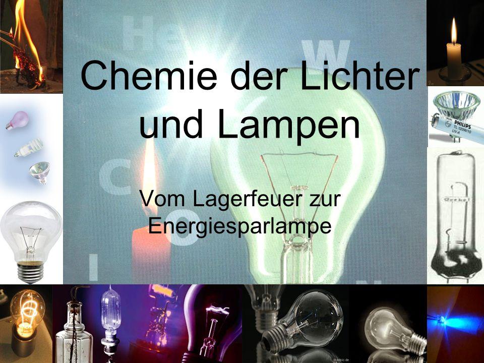 Chemie der Lichter und Lampen