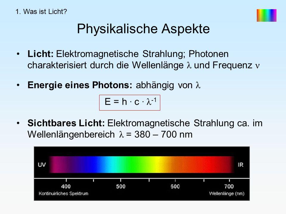 Physikalische Aspekte