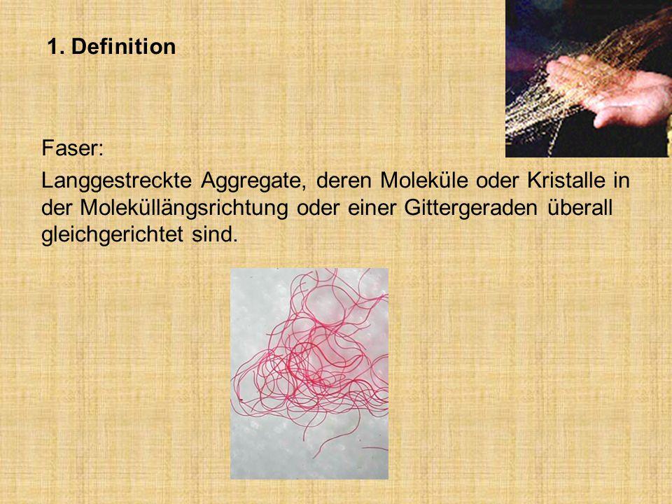1. Definition Faser: