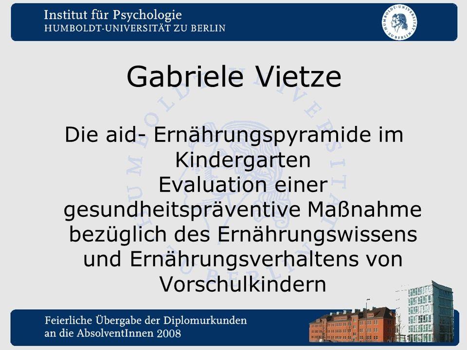 Gabriele Vietze