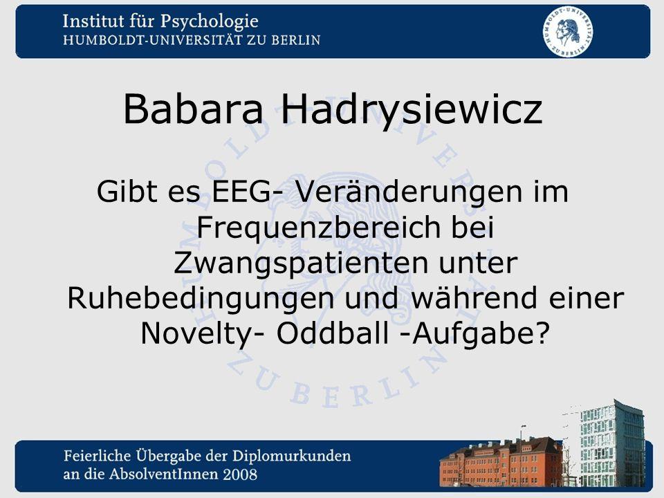 Babara Hadrysiewicz