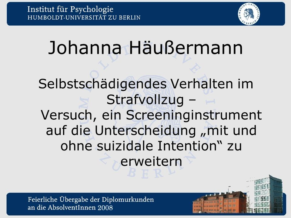 Johanna Häußermann
