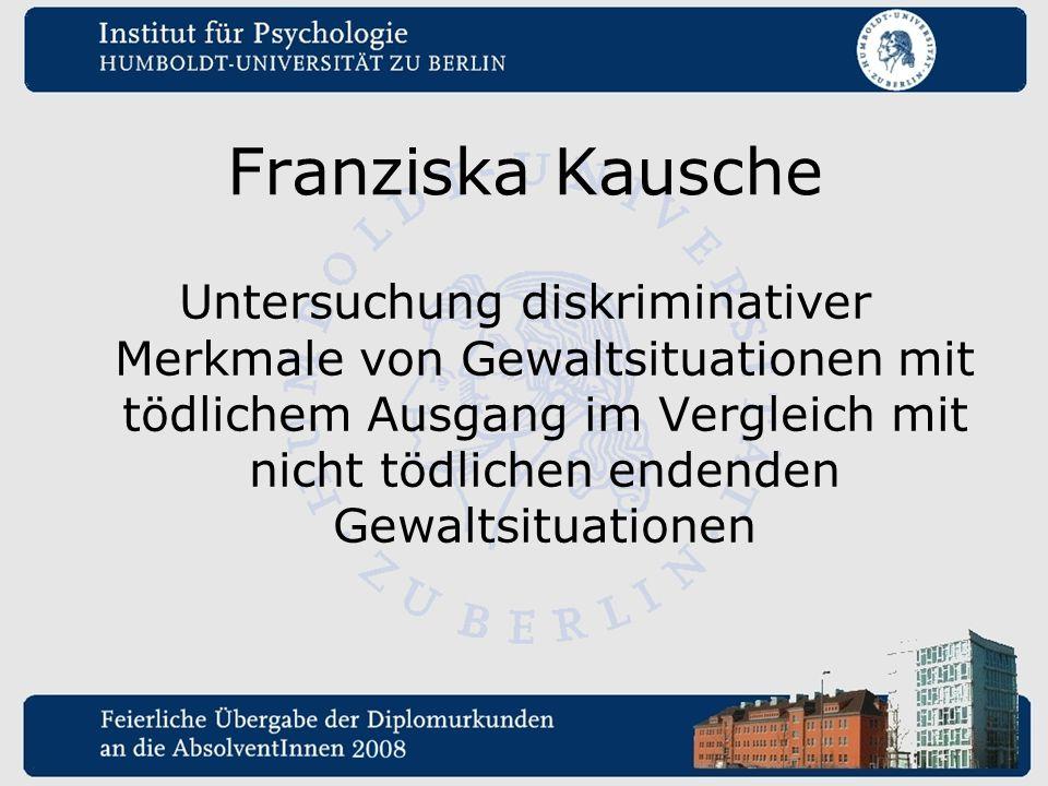 Franziska Kausche
