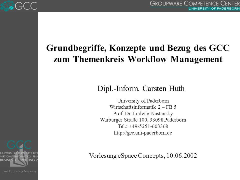 Dipl.-Inform. Carsten Huth