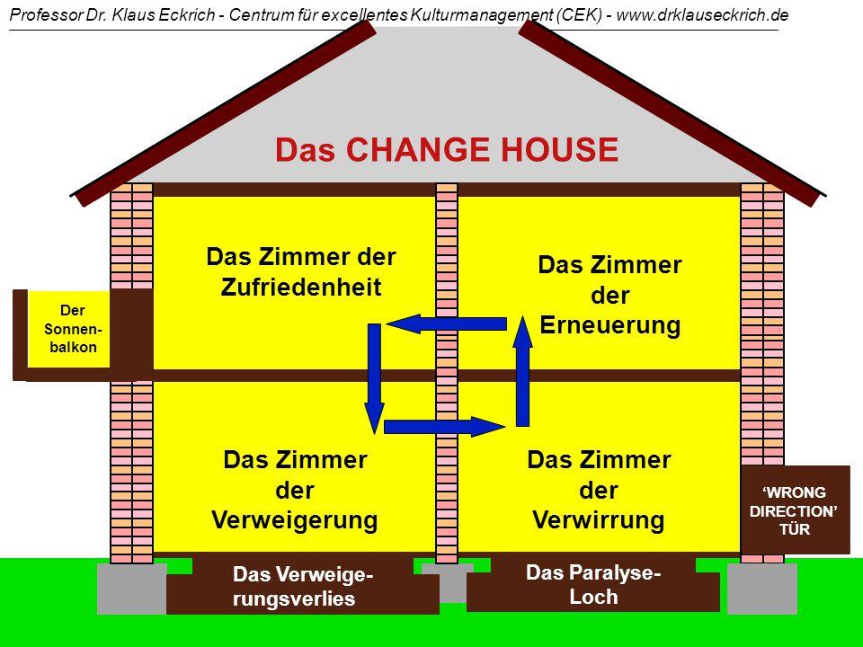 Das CHANGE HOUSE Das Zimmer der Zufriedenheit