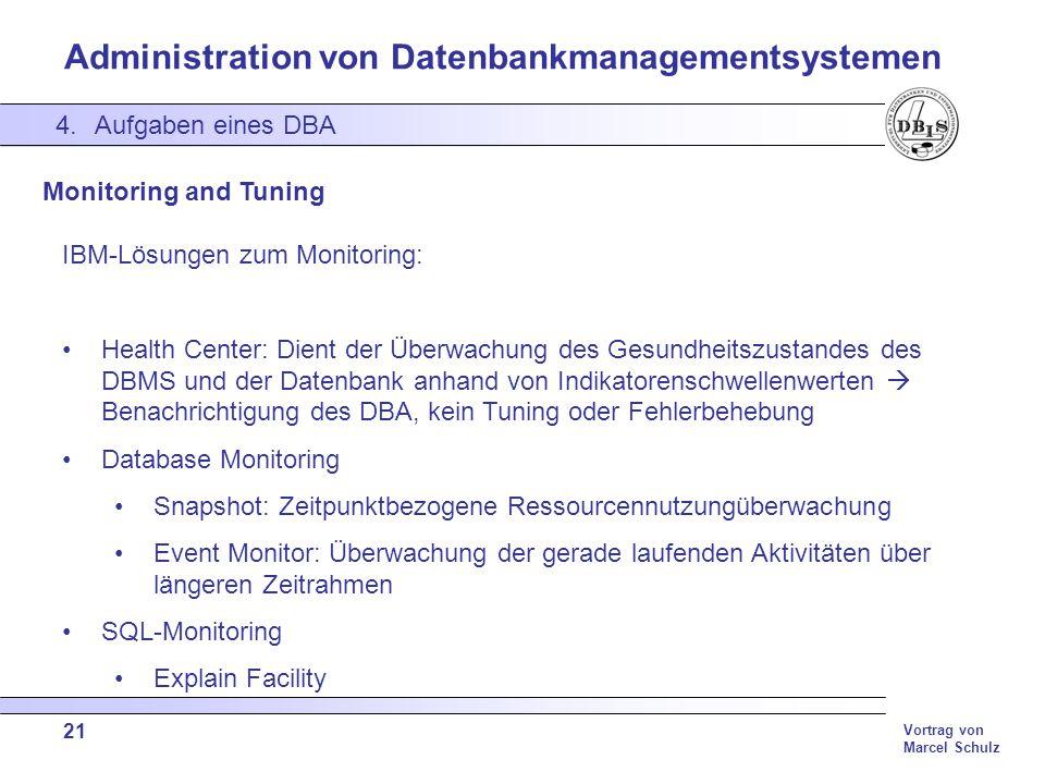 IBM-Lösungen zum Monitoring: