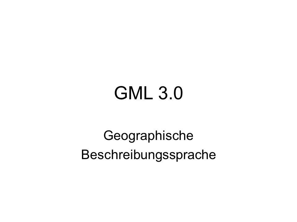Geographische Beschreibungssprache