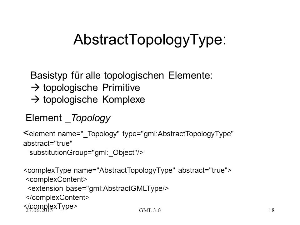 AbstractTopologyType: