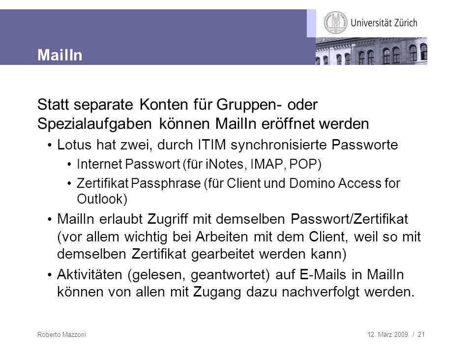 Informatikdienste UZH