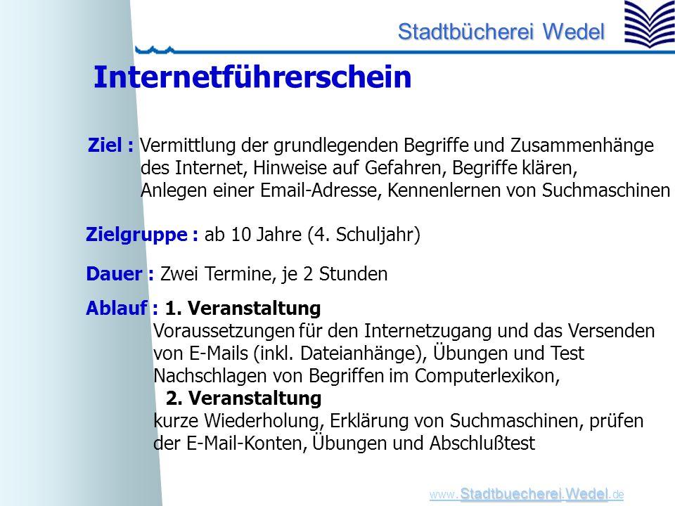 Internetführerschein