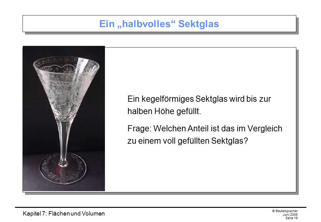 "Ein ""halbvolles Sektglas"