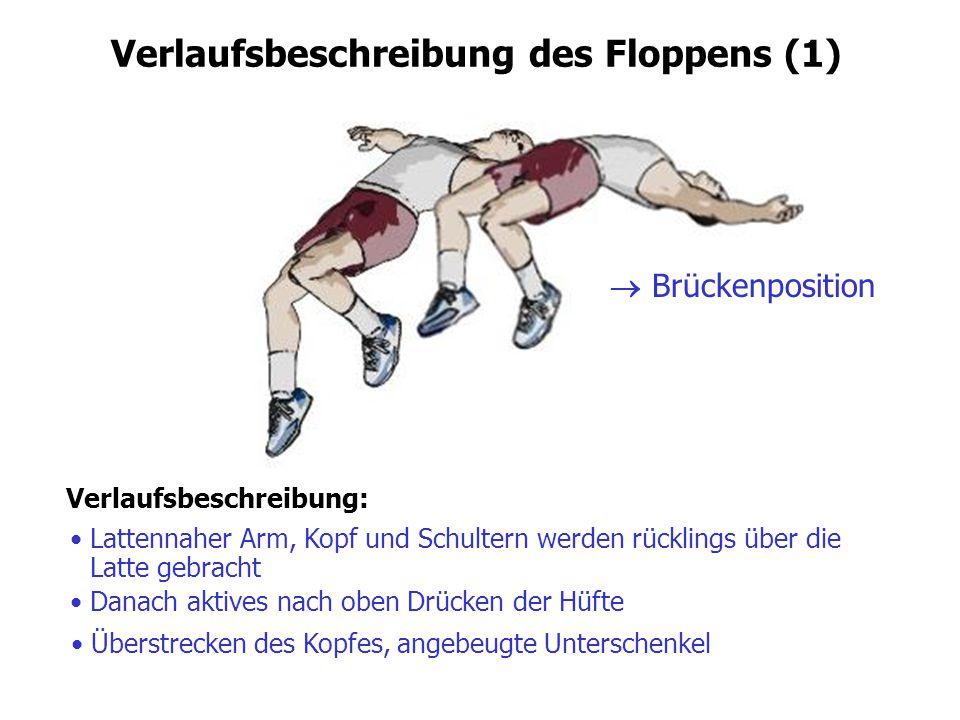 Verlaufsbeschreibung des Floppens (1)