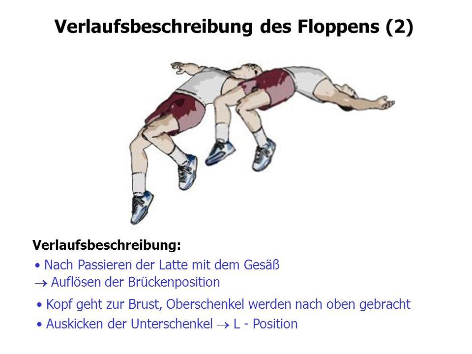 Verlaufsbeschreibung des Floppens (2)