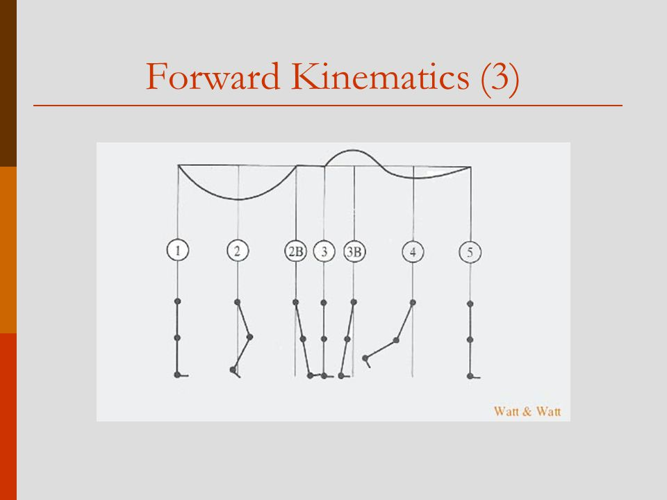 Forward Kinematics (3)