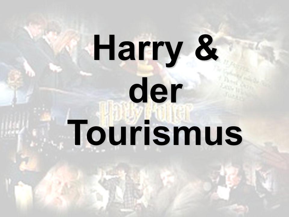 Harry & der Tourismus