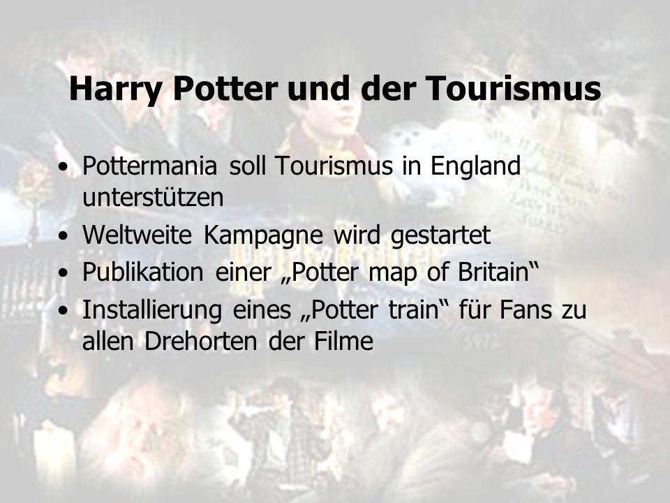 Harry Potter und der Tourismus