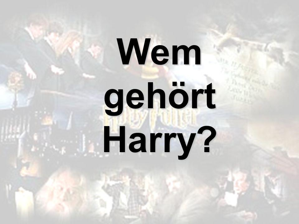 Wem gehört Harry