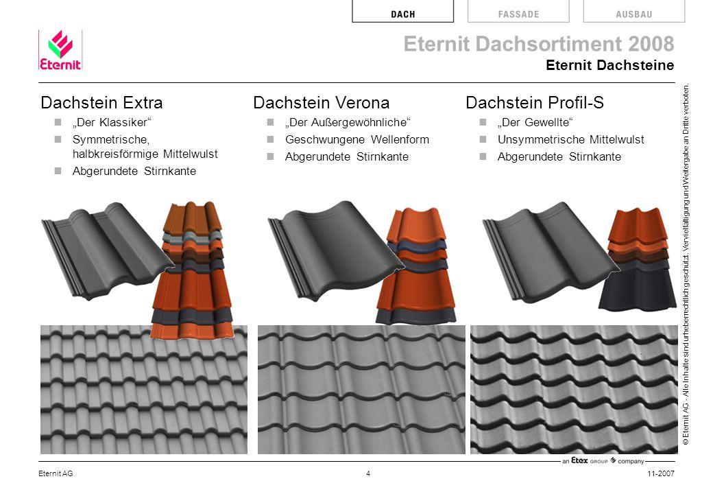Dachstein Extra Dachstein Verona Dachstein Profil-S Eternit Dachsteine
