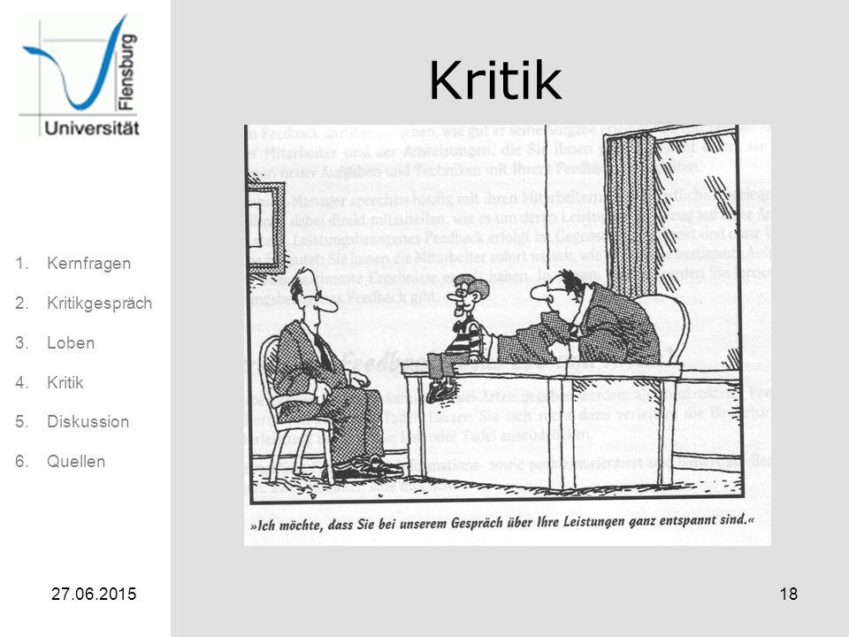 Kritik 17.04.2017