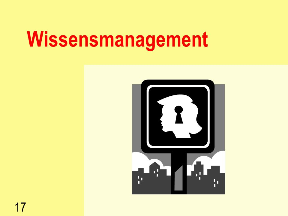 Wissensmanagement 17