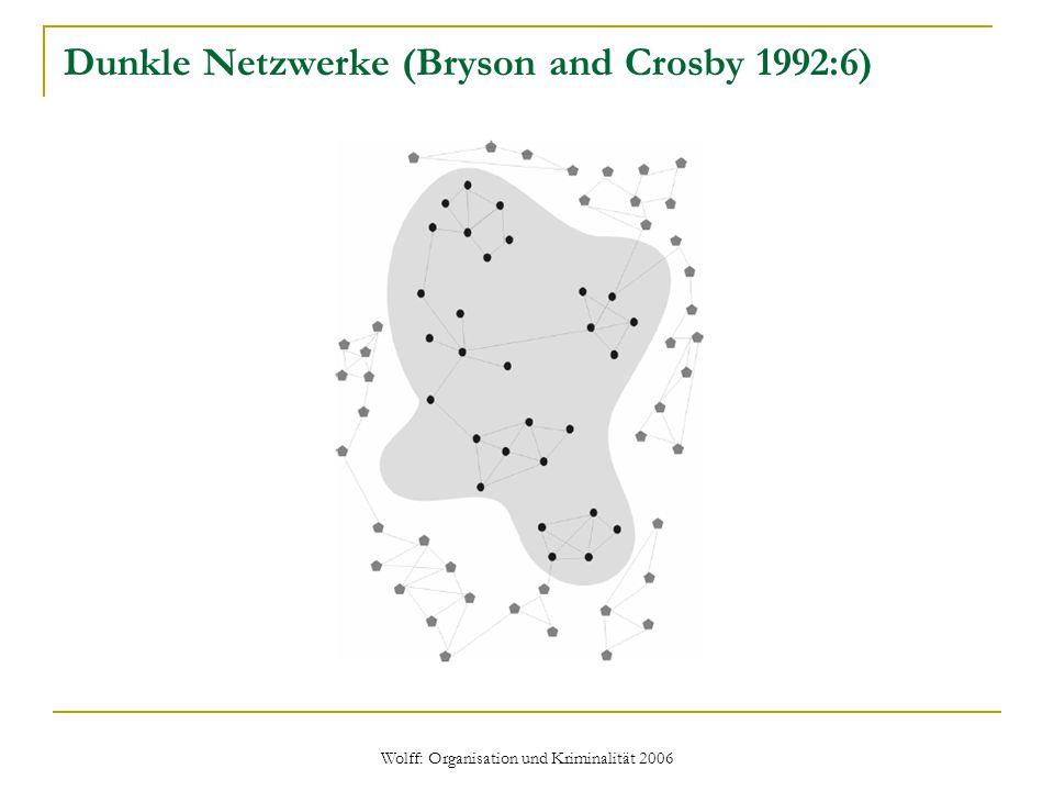 Dunkle Netzwerke (Bryson and Crosby 1992:6)